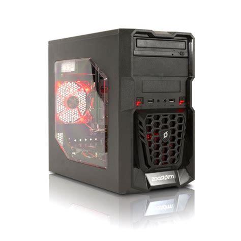 Zoostorm A8 7600 120GB 1TB 8GB WiFi Gaming Desktop PC