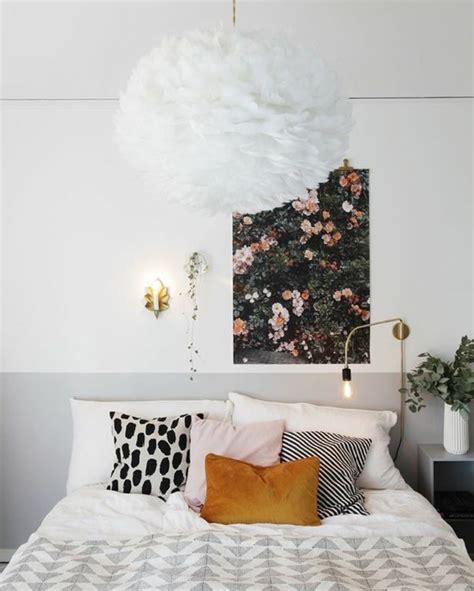peindre une chambre avec deux couleurs peindre une chambre en deux couleurs 205736 gt gt emihem com