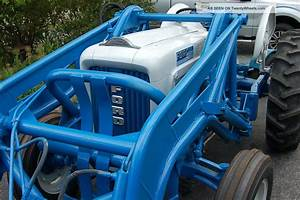 1964 Ford 4000 Tractor Restored