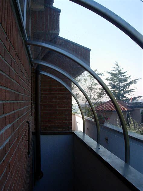 copertura terrazzo trasparente la vetraria di castiglioni a c snc copertura per