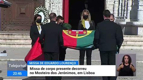 Eduardo Lourenço homenageado no Mosteiro dos Jerónimos