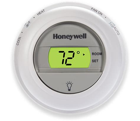 honeywell digital the non programmable thermostat