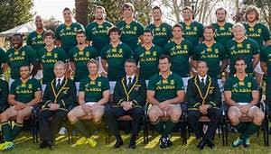 Springboks remains a white man's team « Africa this time