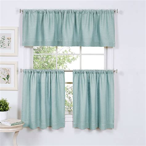 Cameron Kitchen Curtains  Mineral Boscov's
