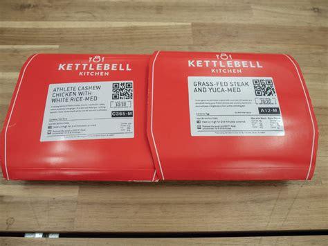 kettlebell kitchen nutrition barbend calories