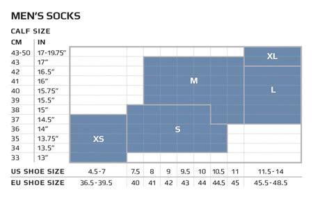 Women's Shoe Size Conversion To Men's Chart