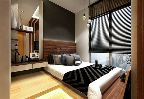 Hdb Master Bedroom Design Singapore by Renovation Contractor Renovation Singapore