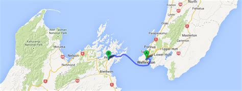 Picton Boat Trips by Crossing The Cook Strait Walkabout
