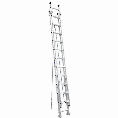 Werner Ladder Extension Aluminum Ft Type Ladders