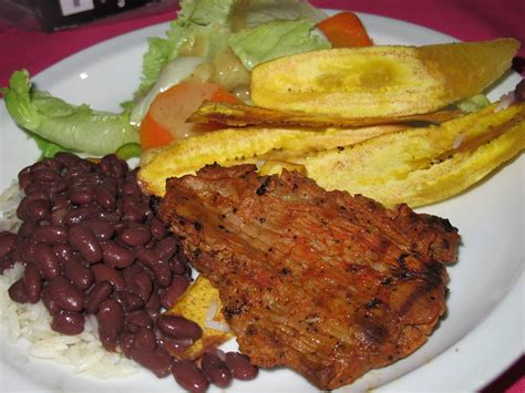 traditional cuisine of nicaraguan food typical and traditional cuisine