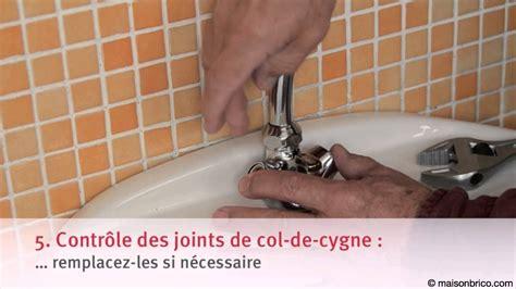monter un robinet de cuisine remplacer un joint de robinet