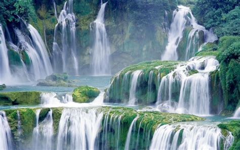 Actresses HD Wallpapers: waterfall hd wallpapers