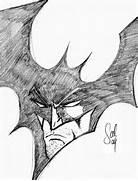 Cool Sketches Of Batma...