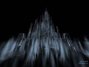 City Of Goth Dark Gothic Wallpaper