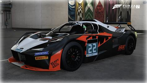 forza motorsport   ktm  true racing  bow gt