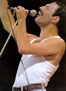 Freddie Mercury, Live Aid (1985) | Open Culture