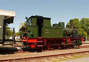 "Germans steam locomotive ""waldbröl"" of the railway museum ..."