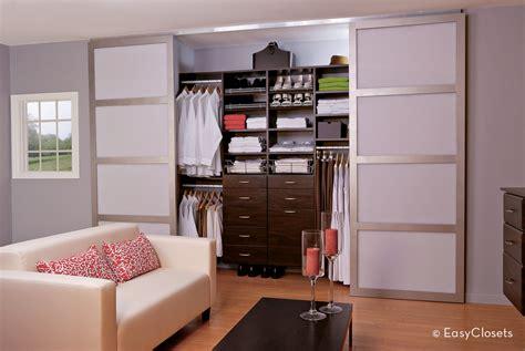 Easy Closet Organizers modern closet organization by easyclosets