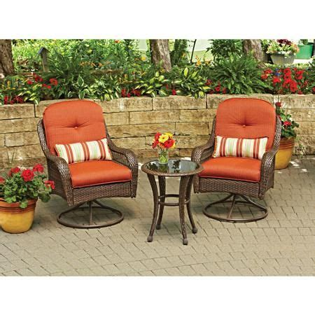 azalea ridge patio furniture walmart better homes and gardens azalea ridge 3 outdoor