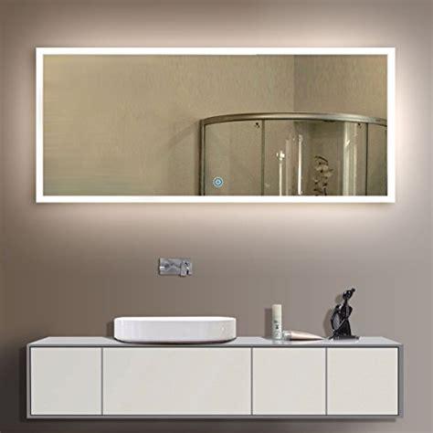 Large Illuminated Bathroom Mirror by Large Bathroom Mirrors