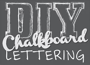 14 chalkboard font stencils images make your own With chalk stencils letters