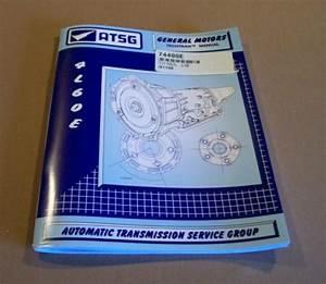 4l60e Transmission Book  Atsg  Manual