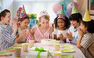 Seven-year-olds have the most expensive birthday parties ...