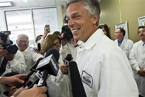 Romney, Huntsman may draw media to LDS conference - The ...