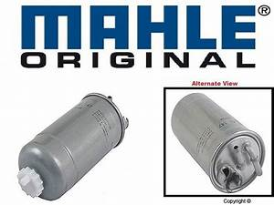 Mahle Original Kl147d Diesel Fuel Filter Vw Beetle Golf Jetta Passat