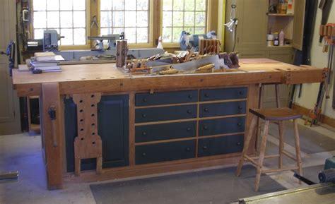 workbenches   work stuart  blanchard