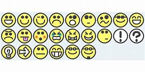 Smiley Set Flat Free Vector Graphic On Pixabay