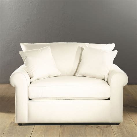 Oversized Sleeper Sofa by Ballard Designs Sleeper Oversized Chair One Of