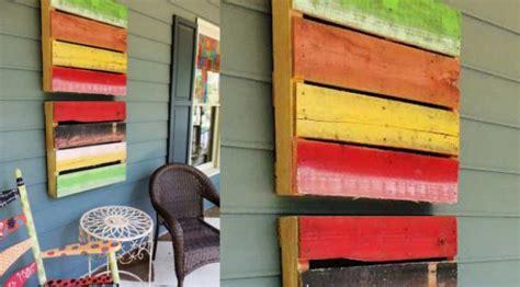 inspirasi dekorasi rumah  palet kayu lifestyle