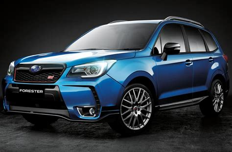 2020 Subaru Forester Turbo by 2020 Subaru Forester Turbo Interior Exterior Price