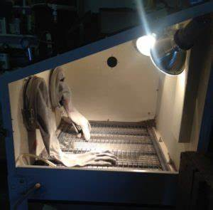 Sandblast Cabinet Light Upgrade Kit