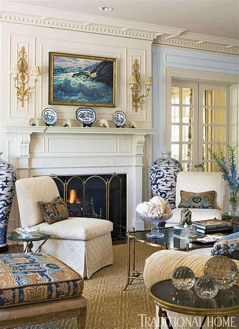 classic mantels traditional home