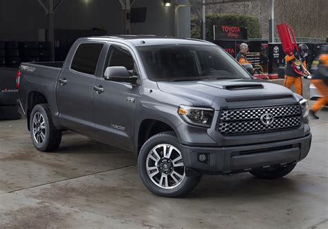 2018 Toyota Tundra Preview  Jd Power Cars