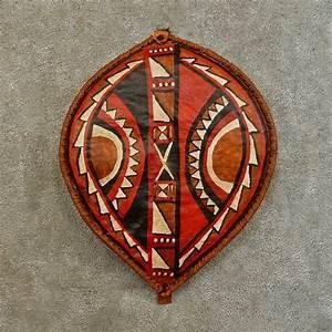African Maasai Warrior Shield For Sale #16533 - The