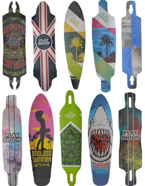 cheap longboard decks canada playshion oem odm customized cheap blank skateboard deck