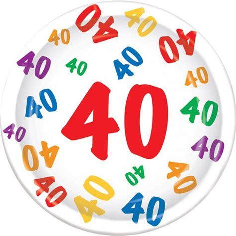 Zehn jahre sollte es dauern, dann ging der teletext in den regelbetrieb. Teller - 40. Geburtstag - Party | fixefete.de