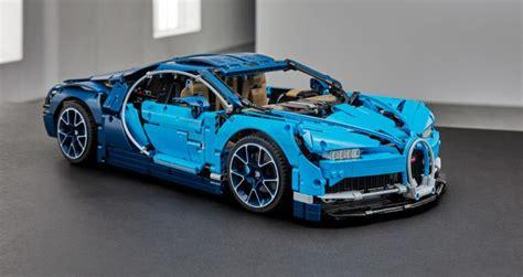 The Making Of The Lego Technic Bugatti Chiron
