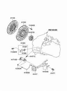 4142132000 - Hyundai Bearing