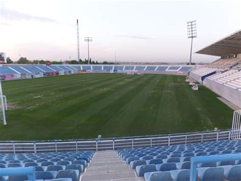 leganes stadium  municipal de butarque stadium map