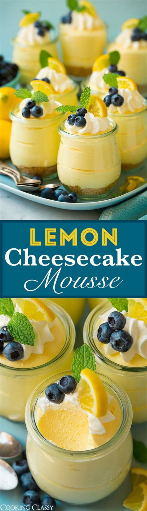 You don't have to be vegan to enjoy this. The BEST Easy Lemon Desserts and Treats Recipes - Perfect For Easter, Mother's Day Brunch ...