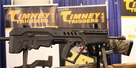 Timney Triggers Perfect The Iwi Tavor—shot Show 2014