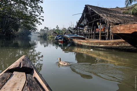 Bangladeša, pa kanāliem : Kā tur ir