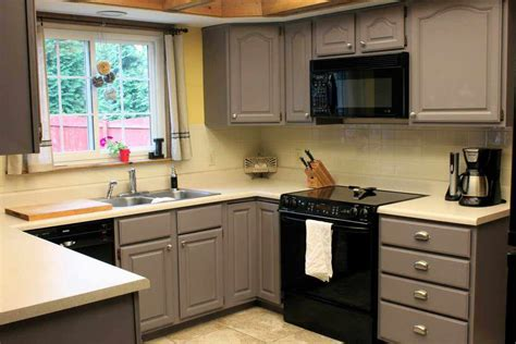 Painting Kitchen Cabinets Color Schemes Home Combo