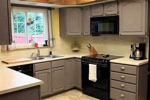 painting kitchen cabinets color schemes home combo With what kind of paint to use on kitchen cabinets for colonial candle holders
