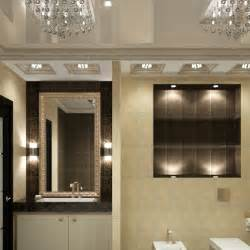 unique and cool ideas for bathroom lighting furniture home design ideas - Unique Bathroom Lighting Ideas