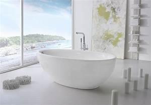 Bilder Freistehende Badewanne : tellkamp neon badewanne freistehend oval 185x95x63cm ~ Bigdaddyawards.com Haus und Dekorationen